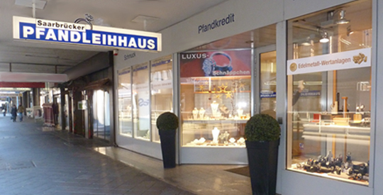 Direktlink zu Buy jewellery in Saarbrücken and Trier